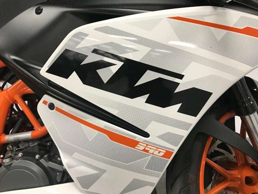 2015 Ktm rc 390 Photo 7 of 9