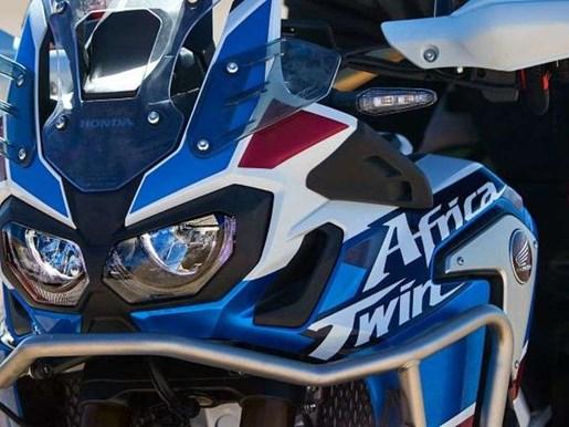2018 Honda AFRICA TWIN ADVENTURE SPORTS STANDARD / 47$/sem Photo 11 of 12