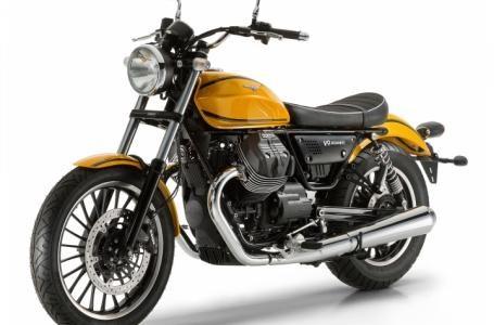 2017 Moto Guzzi V9 Roamer Photo 3 of 8