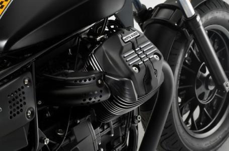 2017 Moto Guzzi V9 Bobber Photo 7 of 9