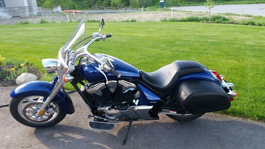 2010 Honda Interstate 1300 Photo 2 of 5