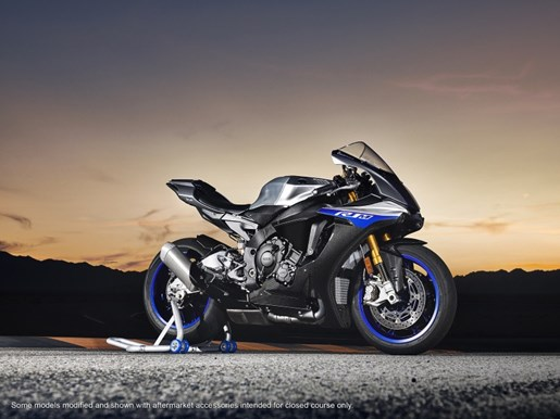 2018 Yamaha YZF-R1M ABS Photo 2 of 5