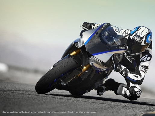 2018 Yamaha YZF-R1M ABS Photo 3 of 5