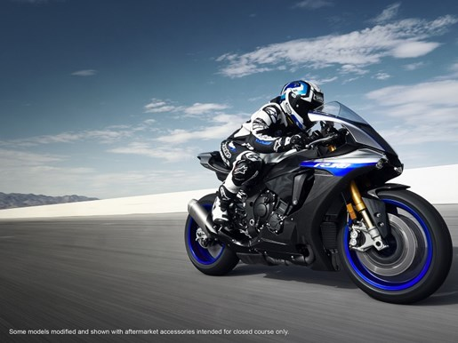 2018 Yamaha YZF-R1M ABS Photo 4 of 5