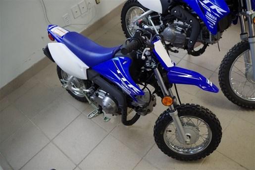 2018 Yamaha TTR50EJ TT-R50E Photo 1 of 6