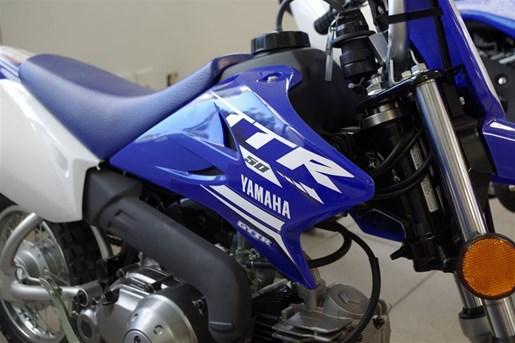 2018 Yamaha TTR50EJ TT-R50E Photo 3 of 6