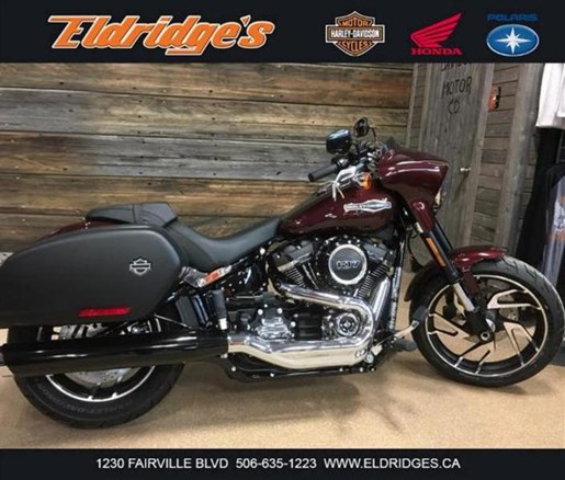 2018 Harley-Davidson FLSB - Softail® Sport Glide™ Photo 2 of 7