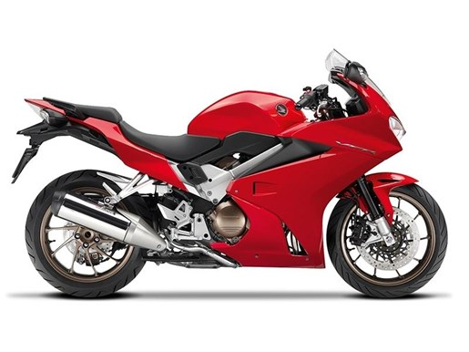 2014 Honda VFR800F Photo 1 of 2