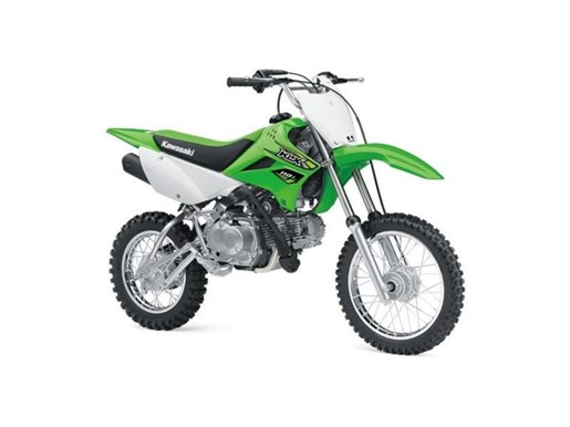 2018 Kawasaki KLX® 110L Photo 1 of 1