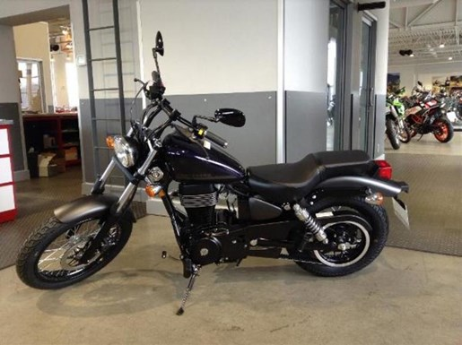 2018 Suzuki Boulevard S40 Photo 1 of 1