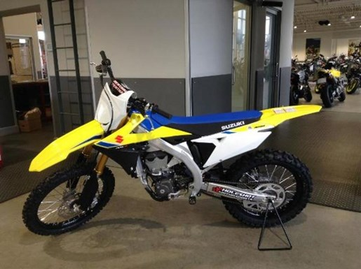 2018 Suzuki RM-Z450 Photo 1 of 1