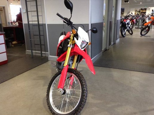 2018 Honda CRF250L Photo 2 of 4