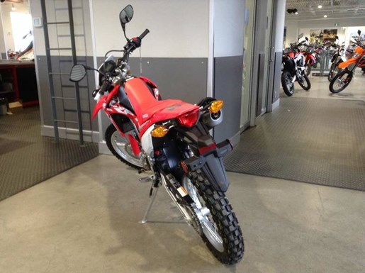 2018 Honda CRF250L Photo 4 of 4