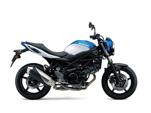 2018 Suzuki SV650 ABS Photo 1 of 1