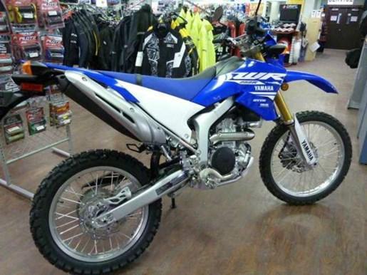 2018 Yamaha WR250R Photo 3 of 7