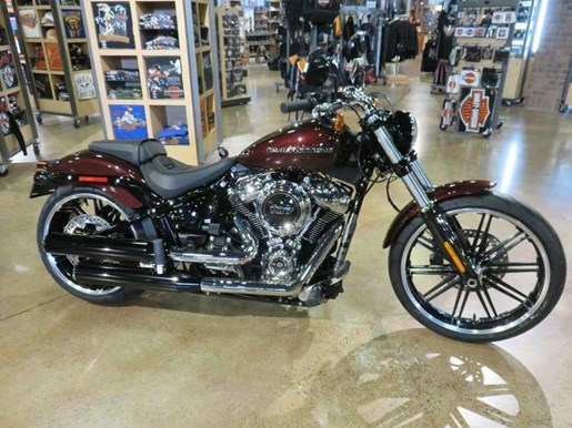 2018 Harley-Davidson FXBR - Softail® Breakout® Photo 1 of 9