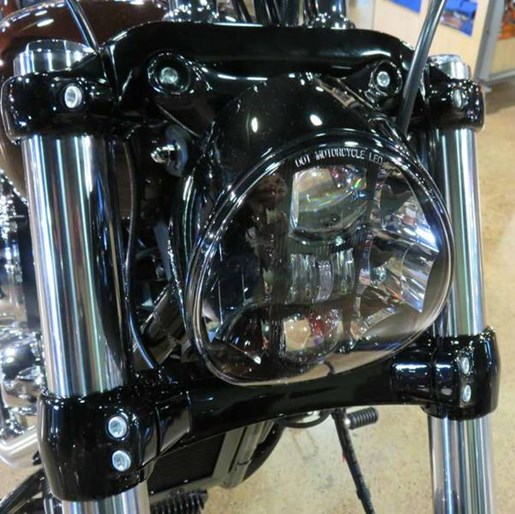 2018 Harley-Davidson FXBR - Softail® Breakout® Photo 5 of 9