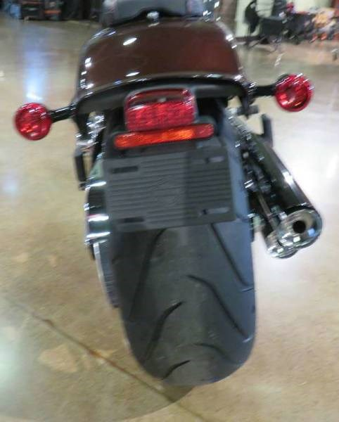 2018 Harley-Davidson FXBR - Softail® Breakout® Photo 8 of 9