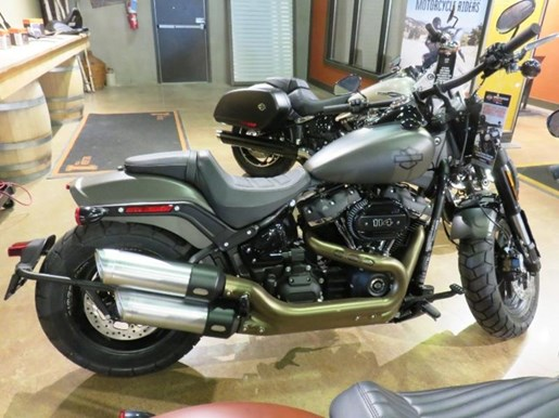 2018 Harley-Davidson FXFBS - Softail® Fat Bob® 114 Photo 1 of 10