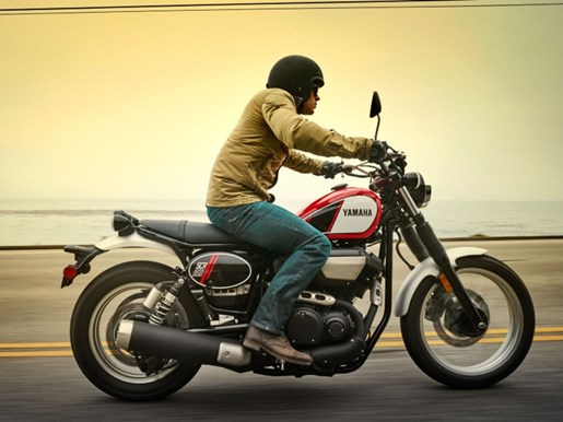 2017 Yamaha SCR950 Photo 24 of 27