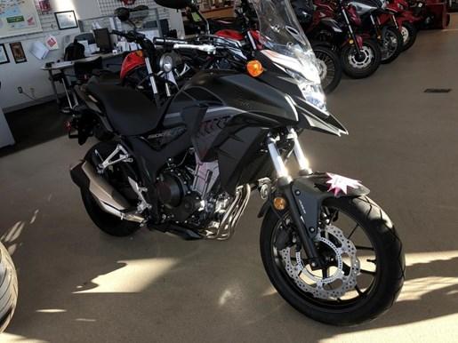 2018 Honda CB500X ABS Photo 1 of 11