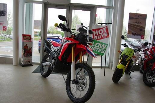 2018 Honda CRF®250 Rally Photo 1 of 1