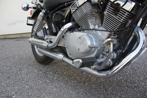 2011 Yamaha V Star 250 Photo 10 of 10
