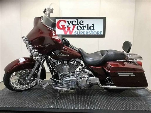 2008 Harley-Davidson FLHX - Street Glide® Photo 3 of 19