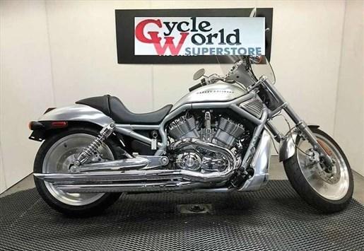 2002 Harley-Davidson VRSCA - V-Rod Photo 1 of 13