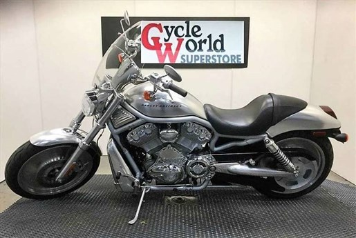 2002 Harley-Davidson VRSCA - V-Rod Photo 3 of 13