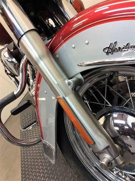 2005 Harley-Davidson FLSTC - Heritage Softail® Classic Photo 12 of 22