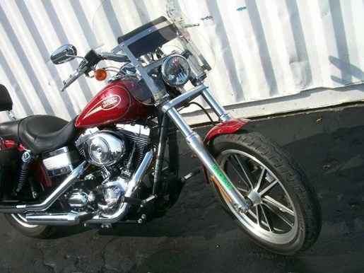 2006 Harley-Davidson FXDL -Dyna Low Rider® Photo 5 of 36