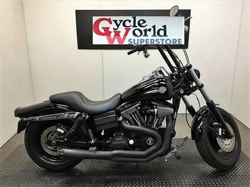 2009 Harley-Davidson FXDF - Fat Bob® Photo 1 of 12