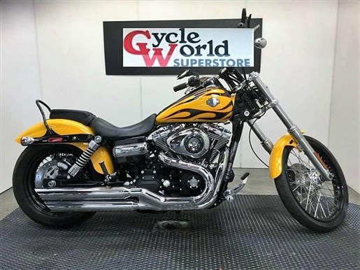 2011 Harley-Davidson FXDWG - Wide Glide® Photo 1 of 13