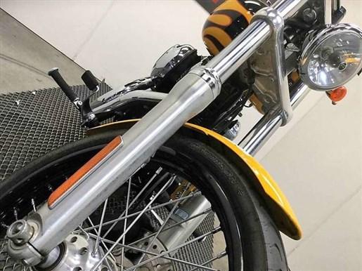 2011 Harley-Davidson FXDWG - Wide Glide® Photo 8 of 13