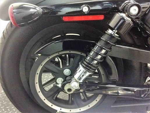 2015 Harley-Davidson XL883N - Sportster® Iron 883™ Photo 12 of 15