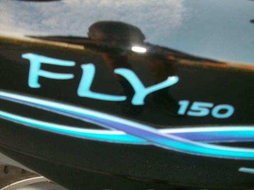 2006 Piaggio Fly 150 Photo 5 of 24