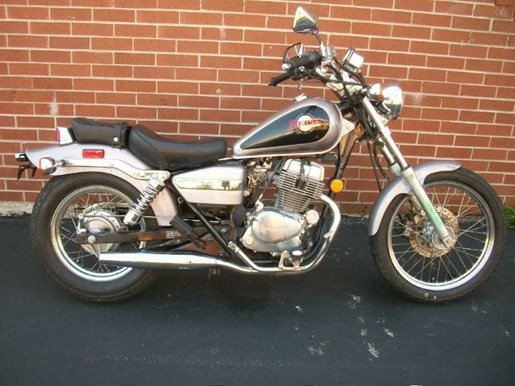 2006 Honda Rebel® Photo 1 of 27