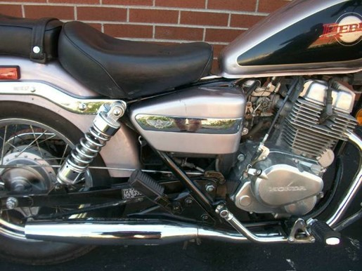 2006 Honda Rebel® Photo 2 of 27
