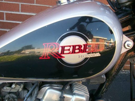 2006 Honda Rebel® Photo 3 of 27