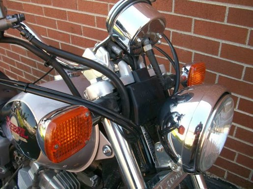 2006 Honda Rebel® Photo 9 of 27