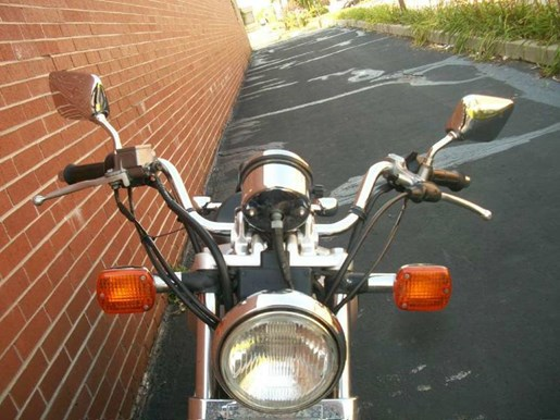 2006 Honda Rebel® Photo 10 of 27