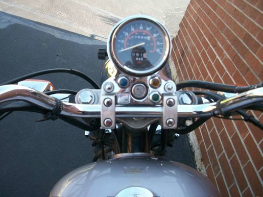 2006 Honda Rebel® Photo 11 of 27