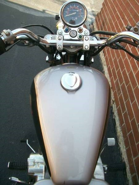 2006 Honda Rebel® Photo 12 of 27