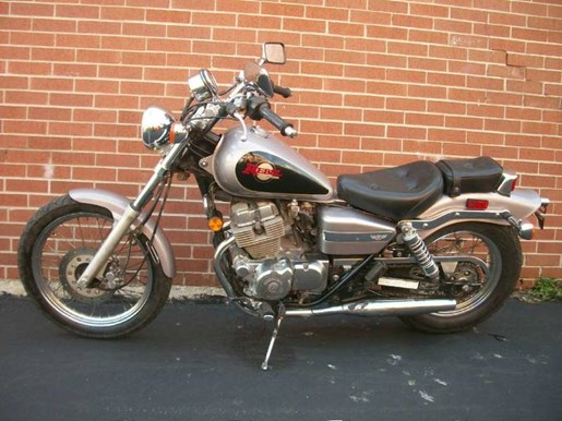 2006 Honda Rebel® Photo 17 of 27