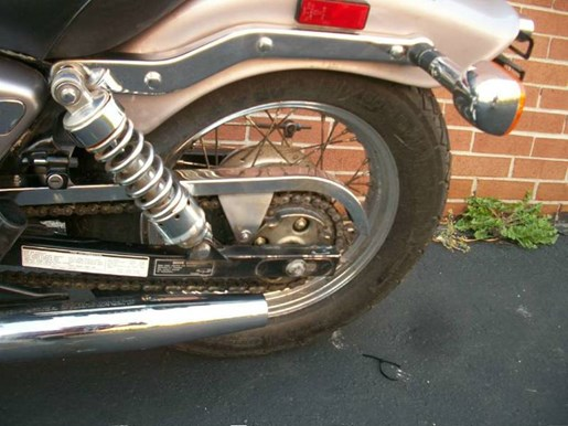 2006 Honda Rebel® Photo 23 of 27