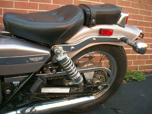 2006 Honda Rebel® Photo 24 of 27