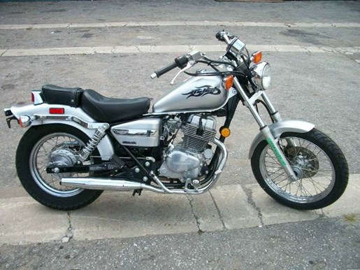 2008 Honda CMX250C Rebel Photo 2 of 11
