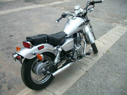 2008 Honda CMX250C Rebel Photo 4 of 11