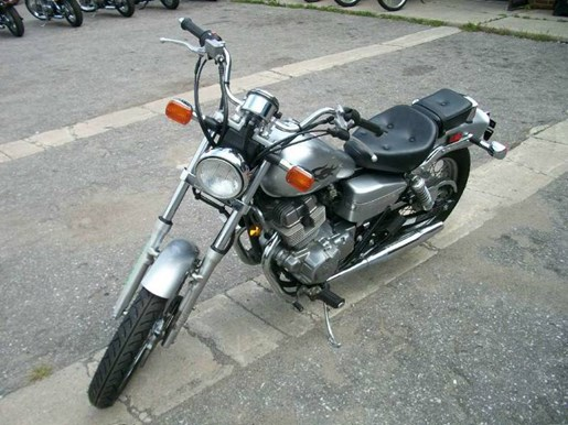 2008 Honda CMX250C Rebel Photo 10 of 11
